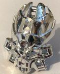 20251 Chrome Silver Bionicle Mask Skull Spider Custom Chromed by BUBUL