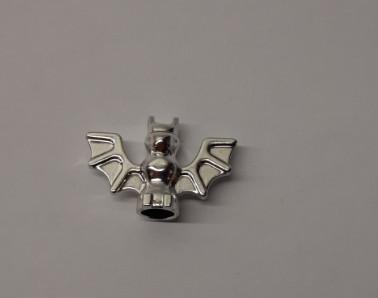 Chrome Silver Silver Bat   Part:30103 chromed by Bubul