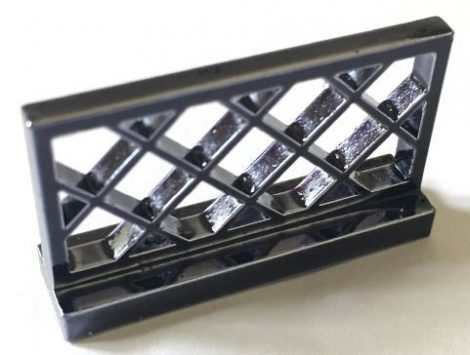 3185 Chrome TITAN Fence 1 x 4 x 2  3185 Custom Chromed by BUBUL