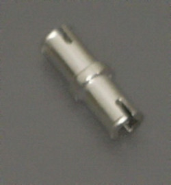 Chrome Silver Technic, Pin without Friction Ridges Lengthwise   Part:3673  chromed by Bubul