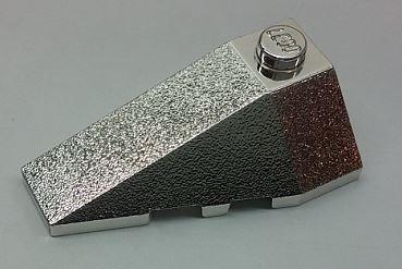 43710 Chrome Silver Wedge 4 x 2 Triple Left  Custom Chromed by Bubul