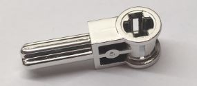 Chrome Silver Technic Pole Reverser Handle  6553 Custom Chromed by BUBUL
