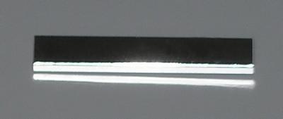 6636 Chrome Silver Tile 1 x 6   Part:6636  chromed by Bubul