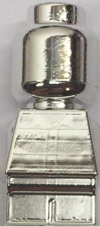 85863 Chrome Silver Body Microfig Plain Complete  85863 Custom chromed by BUBUL