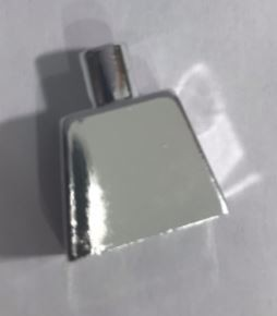 Chrome Silver Torso Plain   Part:973  chromed by Bubul