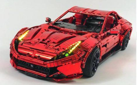 PRE ORDERABLE Custom TUNING Pack for Cameron's Ferrari F12