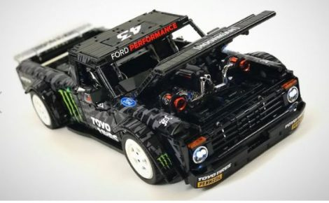 Custom TUNING Pack for Cameron's HOONITRUCK F-150 F150 Loxlego