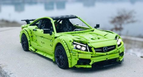 Custom TUNING Pack for Cameron's MERCEDES C63 AMG Loxlego