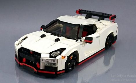 NISSAN GTR_SET_BUILDABLE