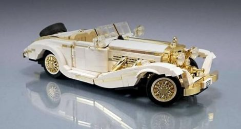 Tuning Pack_GOLD for 1936 Mercedes Benz 500K