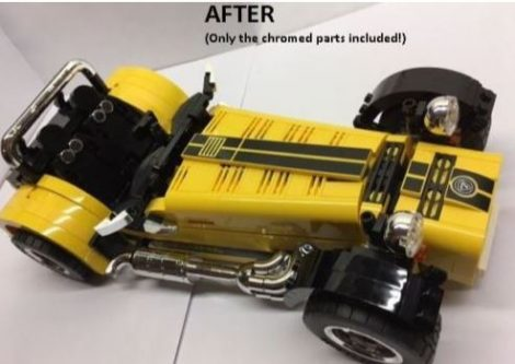 Tuning Pack for Caterham 21307
